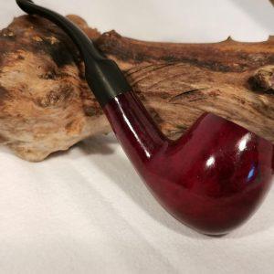 Toscana Pfeife rot Basketpipe
